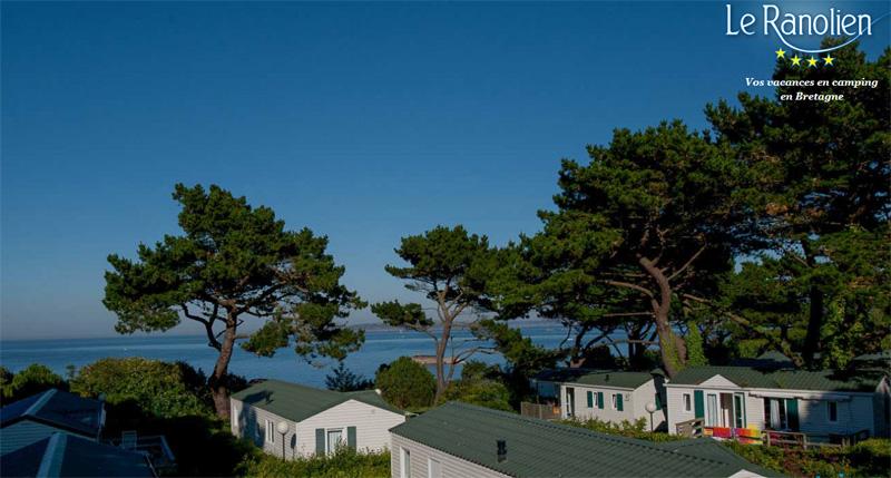 Camping yelloh village le ranolien 5 toiles - Office du tourisme perros guirec bretagne ...