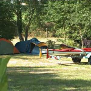 Grands emplacements camping dans le Morbihan