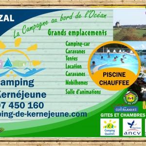Guide Camping en Bretagne Sud, Morbihan