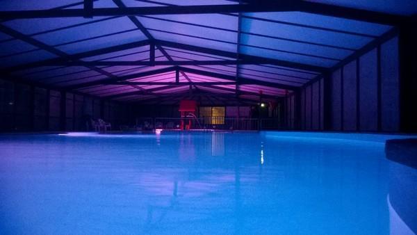 piscine couverte camping du haras