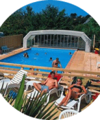 Camping Le Neptune**** Lanloup